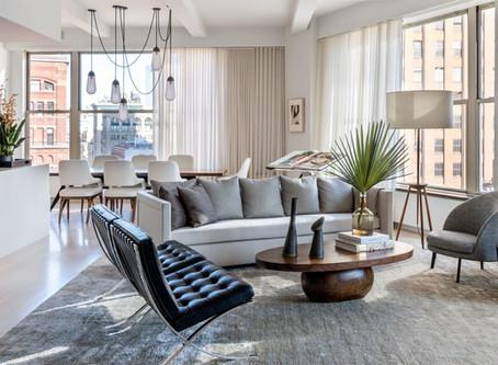 Apartamento Claro e Elegante em NY