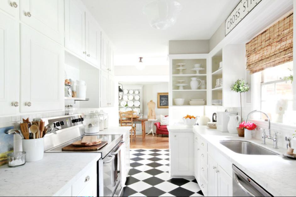 Cozinha Estreita 4