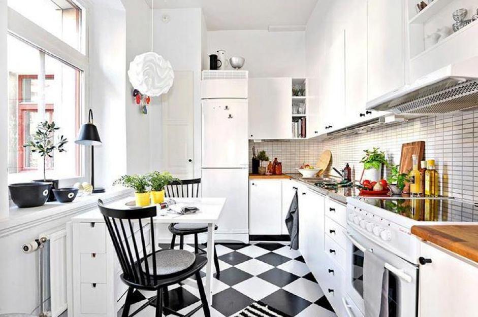 Cozinha Estreita 12