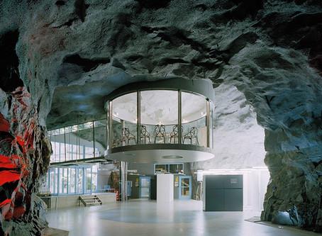 Arquitetura Subterrânea