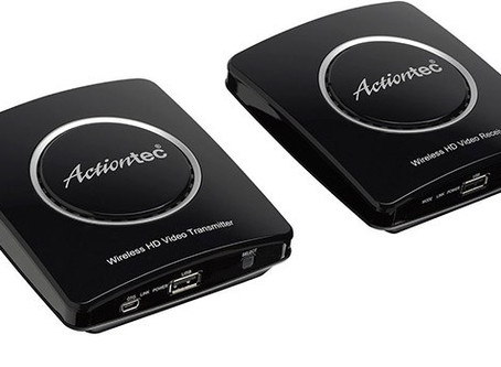 Opções Wireless Compactas e Baratas para sua Casa