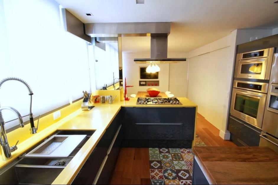 Cozinha Estreita 10