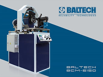 BALTECH Check Of Rolling Element Bearings