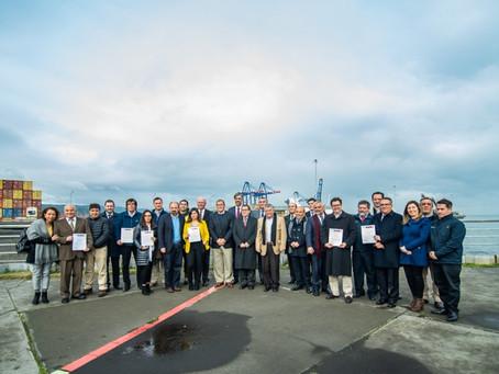 "Chilean ports get ""clean"" status"