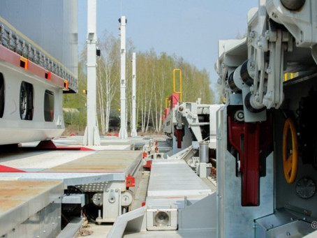 Duisport and CargoBeamer to deploy CBoXX