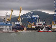 Liebherr signs up Novorossiysk operator