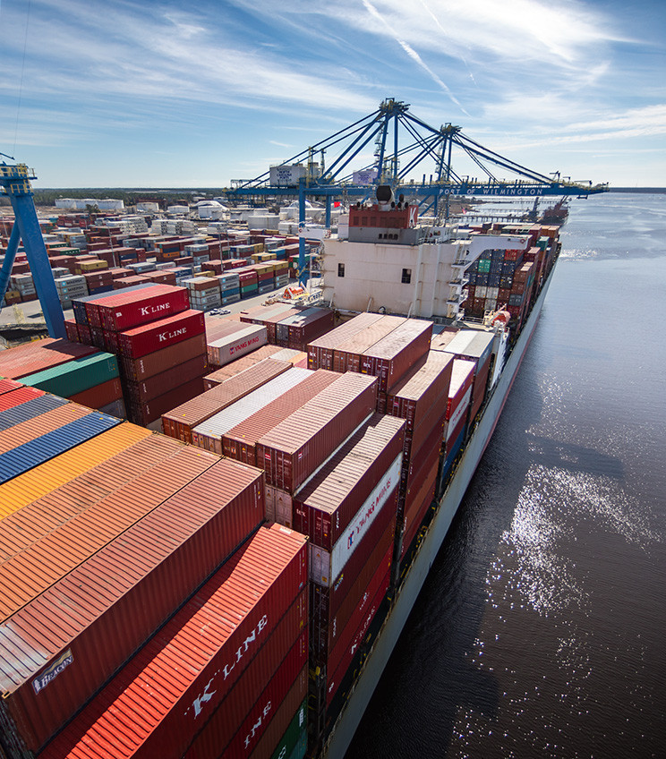 NC Ports will extend N4 to its container operations next year