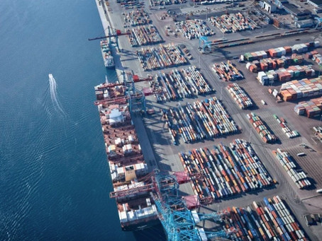 """APM Terminals Gothenburg set to be """"fossil-free"""" by 2020"""
