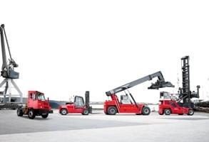 Kalmar equipment for ARISE Mauritania