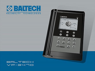 Baltech Vibration Analysis