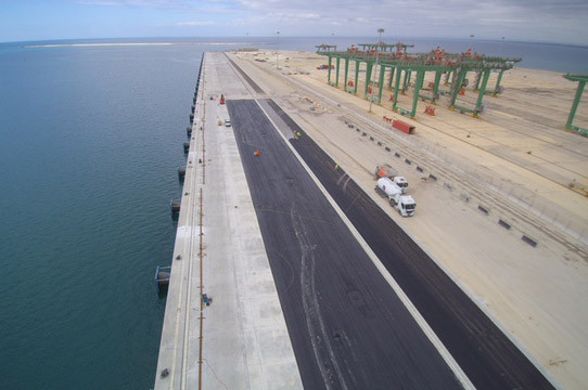 Terminal San Cataldo should be fully operational by the end of this year