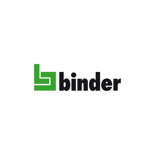 BINDER CONNECTOR 09 0312 90 04