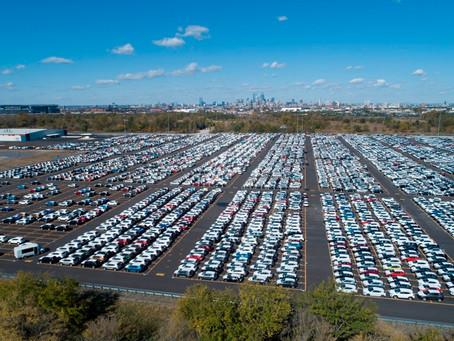 New automobile terminal in Philadelphia
