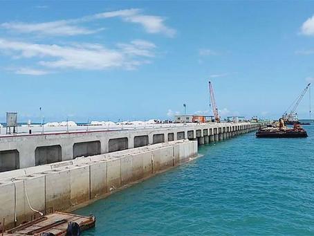 First berth open at Lamu