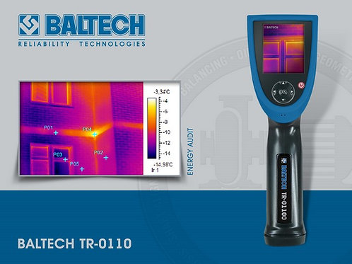 BALTECH TR-0110 (160Х120) Measurement Range -20°c … +1100°c