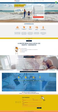 Hapvida   Landing Page   Nourish Conteúdo Visual