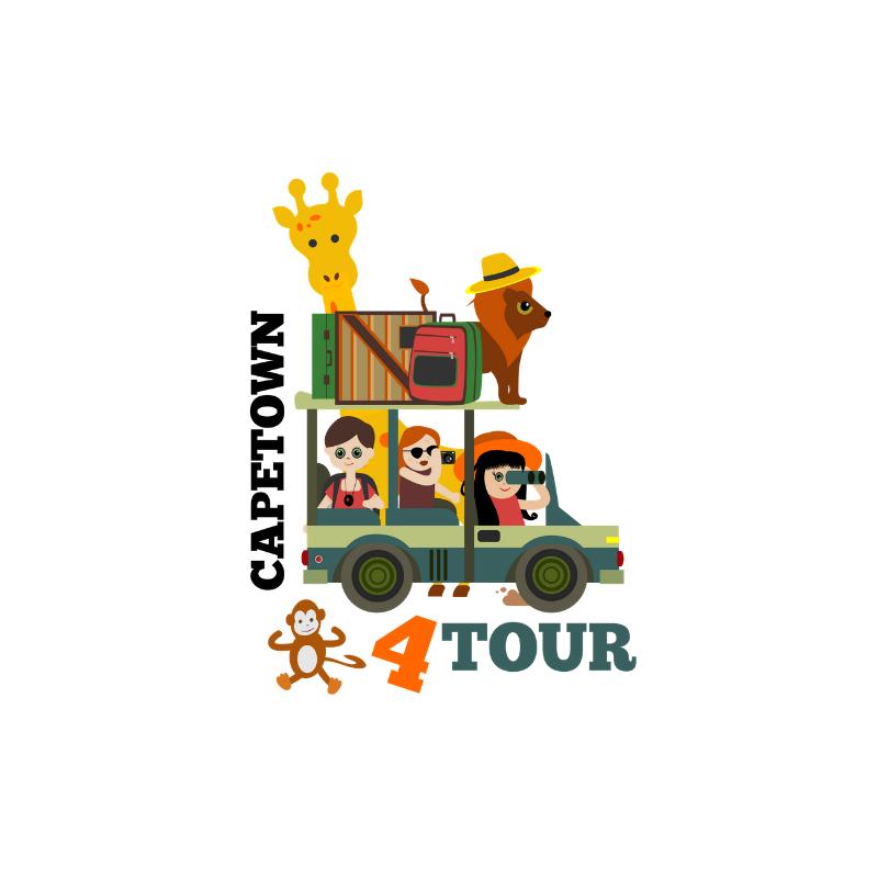 Logo - CapeTown4Tour (fundo Q)