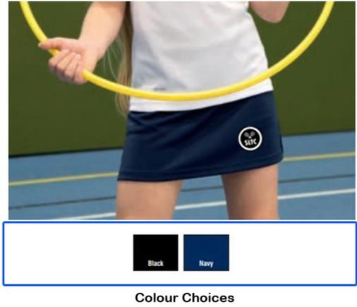 Junior Skirt