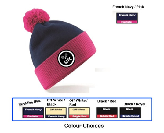 SLTC SNOWSTAR Embroided Bobble
