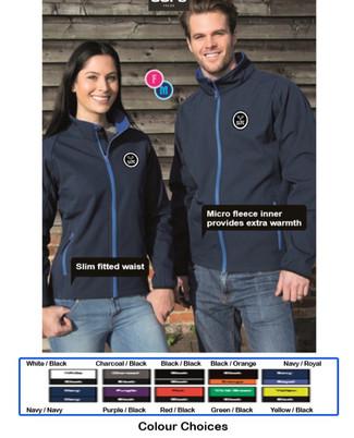Ladies / Mens SLTC Performance Tracksuit Jacket
