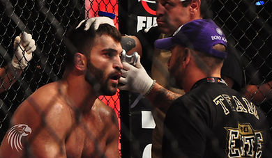 Coach Greg Jackson and Andrei Arlovski