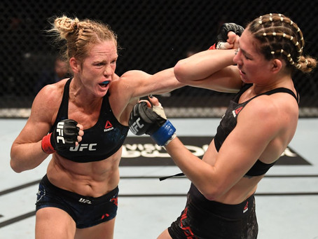 Title or Revenge For Holly Holm's Next Bout?