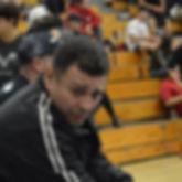 Coach Bart Lujan