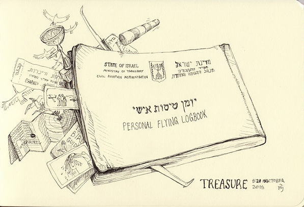 inktober 21 Treasure