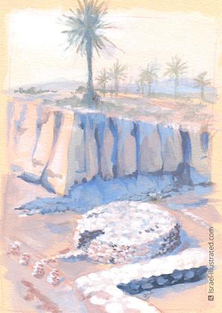 Tel Megiddo Excavation, Study