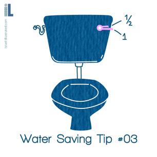 water saving tip 3