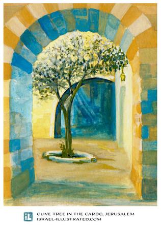 The Cardo, Jerusalem