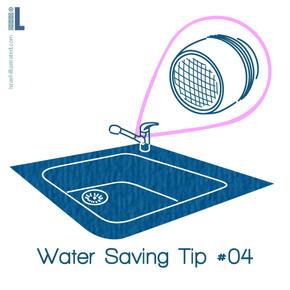 water saving tip 4