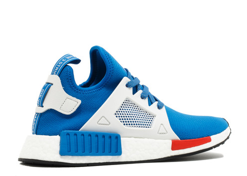 d94144ce450e1 The adidas NMD XR1 is a new NMD model from adidas Originals. It features a  shoelace cage with perforated side panels over Boost cushioning.