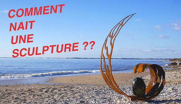 Bruno Guiheneuf comment naît une sculpt