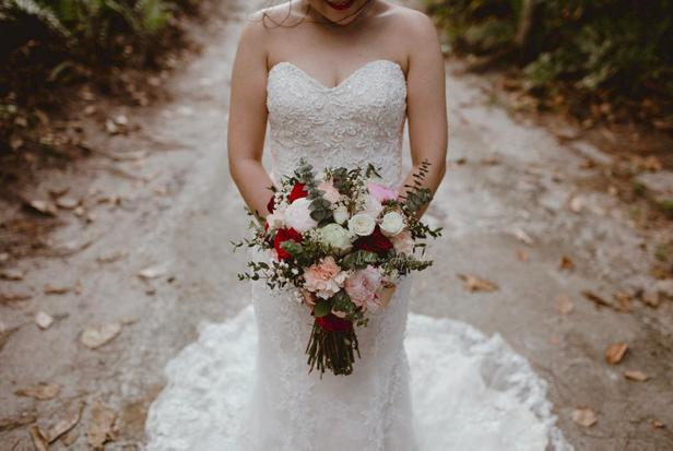 03219 Bridal bouquet