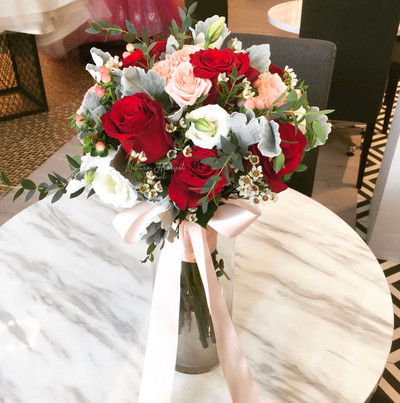 03237 Bridal bouquet