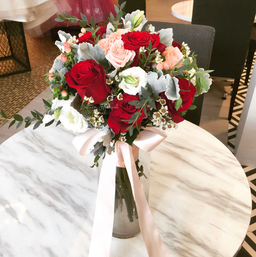 03237 Bridal bouquet