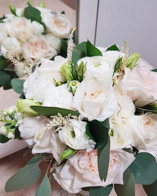 03221 Bridal bouquet