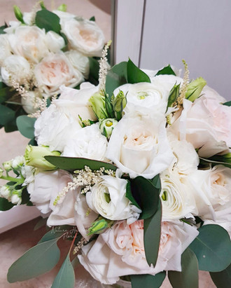 03221 Bridal bouquet