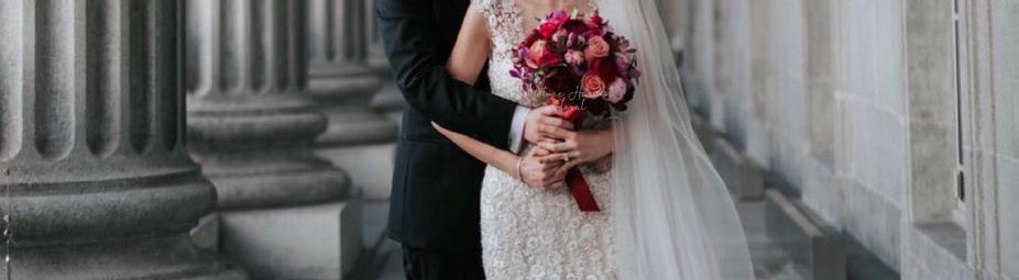 03230 Bridal bouquet