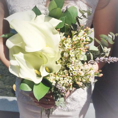 03197 Bridal bouquet