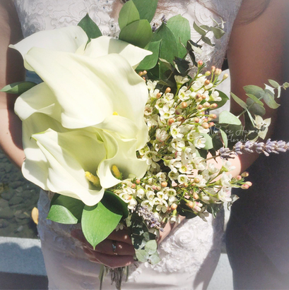03197 Bridal bouquet