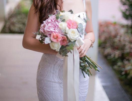 03239 Bridal bouquet