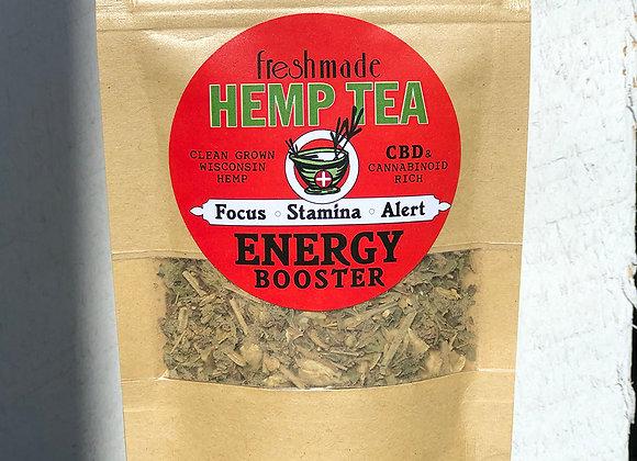 Energy Booster Hemp Tea Blend