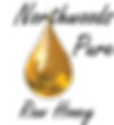 Northwoods Pure Logo with honey .png