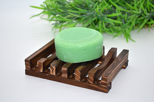 Hemp Conditioner Bar_Tea Tree Tonic
