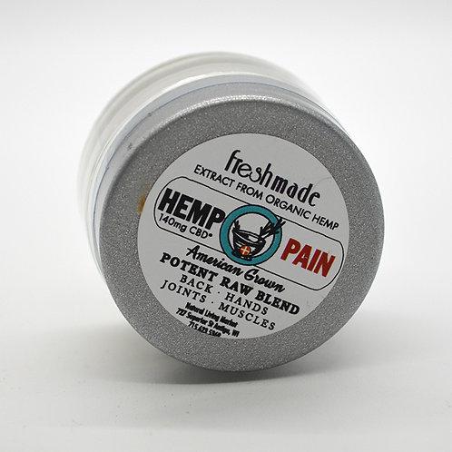 Hemp Pain Balm   140mg CBD