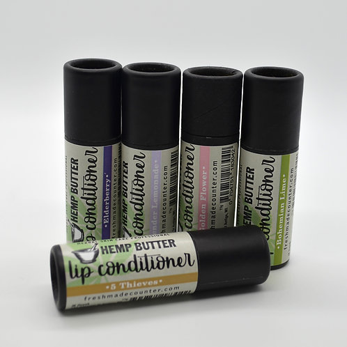 Hemp Butter Lip Conditioners