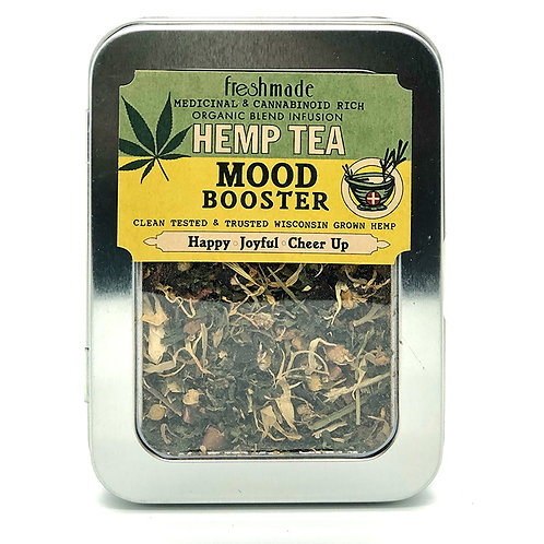 Hemp Tea Mood Booster