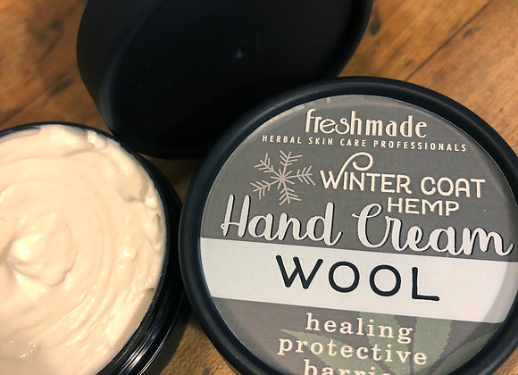 Wool Hemp Hand Cream